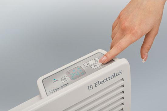 конвекторы с электронным управлением