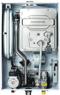 Газовый котел Navien DELUXE Comfort (двухконтурный/закр.)