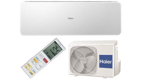 Кондиционер Haier AQUA AS12QS2ERA -W/1U12BS3ERA inverter