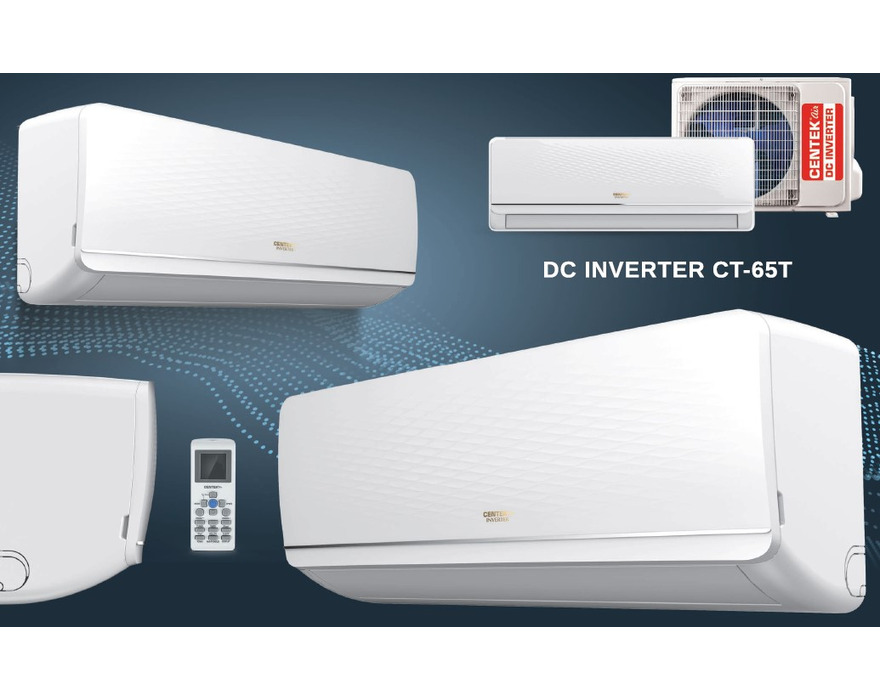 Сплит система CENTEK CT-65T09 inverter (T series)