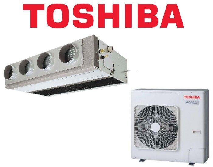 Канальные блоки Toshiba RAV-SM1406BTP-E/RAV-SM1404ATP-E RAV-SM1406BTP-E/RAV-SM1404ATP-E