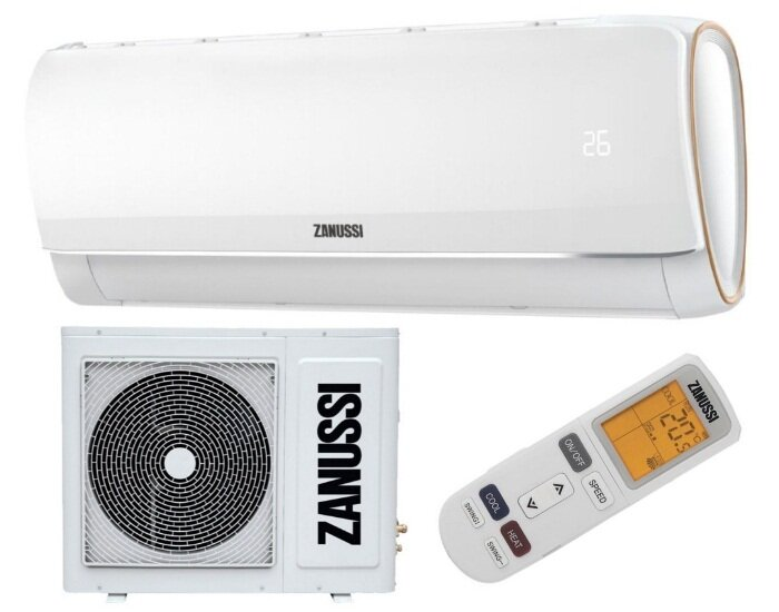 Сплит-система Zanussi Superiore DC Inverter